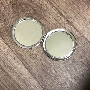 Accessories - Vintage embellished double compact mirror